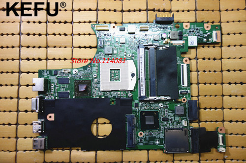 CN-01X1HJ 7NMC8 Fit For Dell Inspiron 14R N4050 Laptop Motherboard HM67 DDR3 6470M Discrete Graphics cn 0vx53t 0vx53t vx53t main board for dell inspiron n5010 laptop motherboard 48 4hh01 011 hm57 ati hd 5470 ddr3