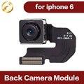 100% ТЕСТ ОК оригинальная задняя большая камера для IPHONE6 модуль камеры гибкий кабель управления объективом мобильного телефона высокое качес...