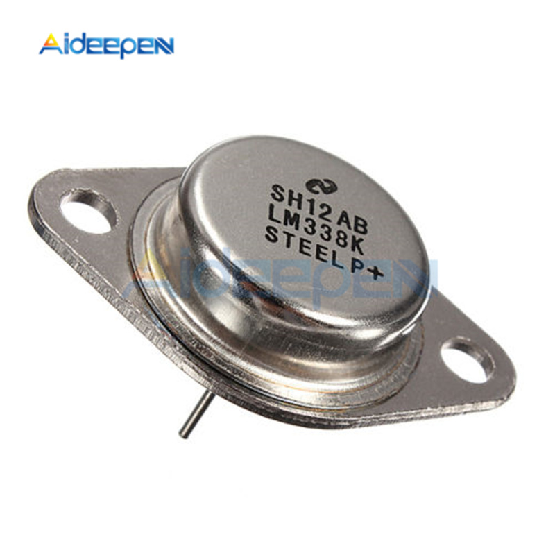 1Pcs 1.2V to <font><b>32V</b></font> 5A LM338K LM338 Adjustable Voltage Regulator <font><b>Transformer</b></font> image