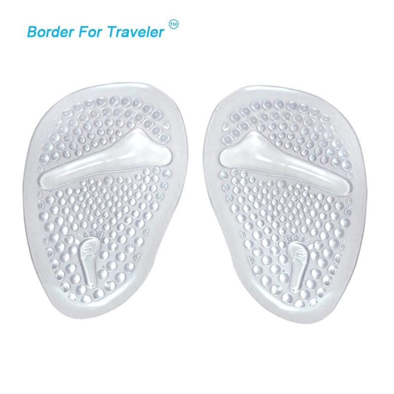 3Pair Silicone Shoe Back Heel Inserts Insoles Gel Pad Cushion Grip Foo USN UBN