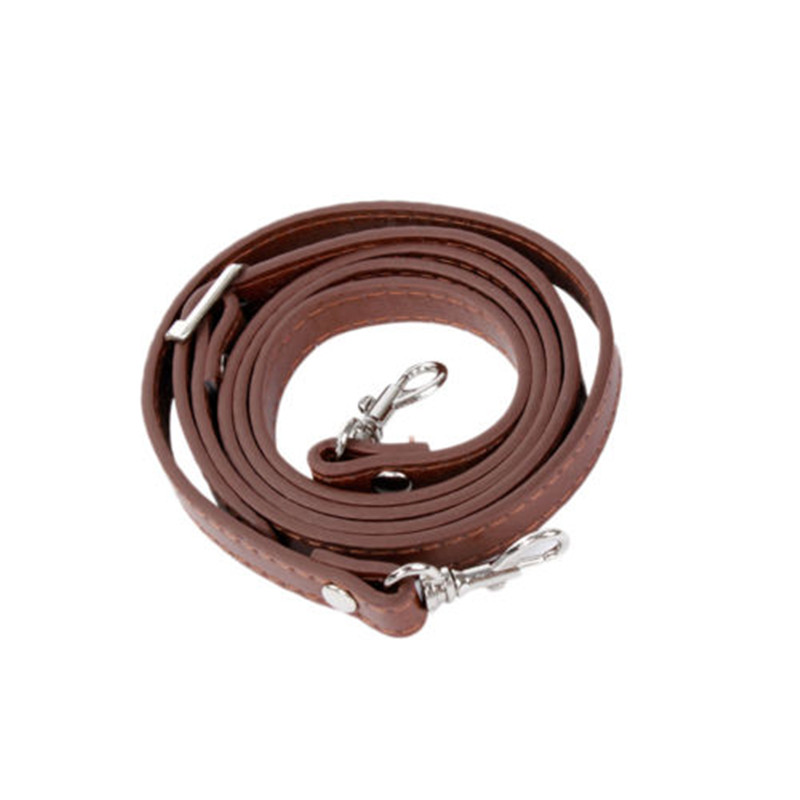 где купить Adjustable Leather Hand Bag Strap Shoulder Bag Belts Replacement Bag Parts Accessories 120CM for Women по лучшей цене