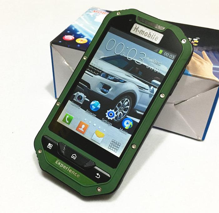 3 5 shockproof Dual sim MTK6572 dual core android 2500mAh smartphone cheap phones gsm smartphones A5
