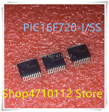 NEW 10PCS/LOT PIC16F720 PIC16F720-I PIC16F720-I/SS SSOP-20  IC