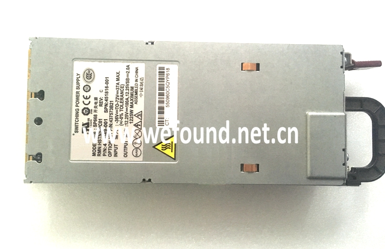 100% working power supply For 451816-001 444049-001 437573-B21 1200W Fully tested. стоимость