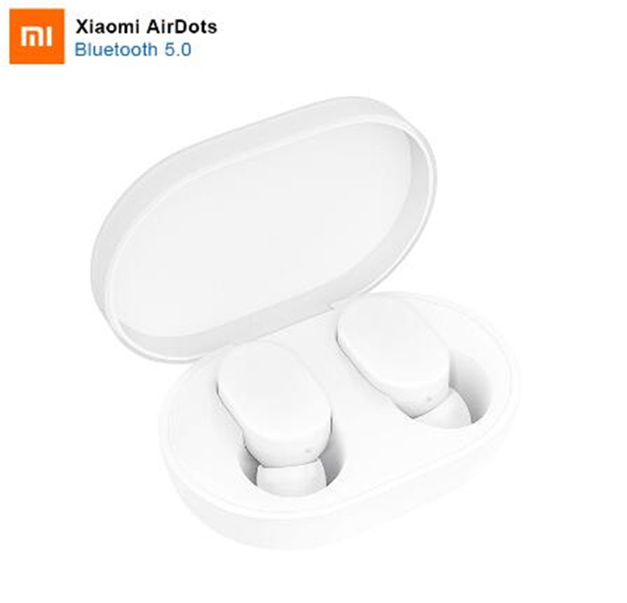 Xiaomi AirDots 100 Original Bluetooth Earphone Youth Version Stereo MI Mini Wireless Bluetooth 5 0 Headset