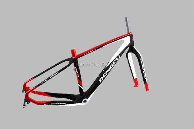 big sale dengfu 2015 carbon fat bicycle frame 26er mountain bike - Mountain Bike Frames For Sale