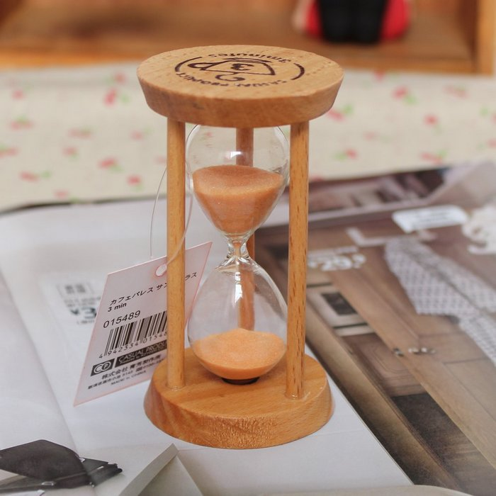 Home Decor Crafts Gifts: Hourglass Home Decoration Accessories Gadgets Hourglass