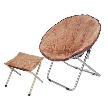Plaża krzesło meble ogrodowe księżyc krzesła meble ogrodowe przenośne krzesło składane krzesło wędkarza kempingowe stoel zitzak 50*50*78 cm tanie i dobre opinie Aluminium Nowoczesne 50*50*78cm Księżyc krzesło Ecoz Metal
