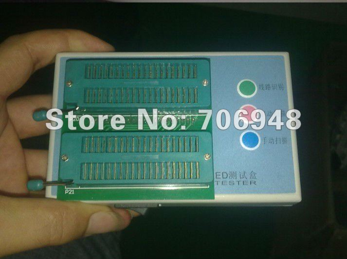 Здесь продается  free shipping 1pc portable led tester digital tester multi functional tester good quality  Инструменты