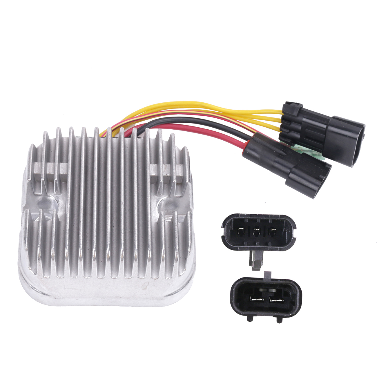voltage regulator rectifier for polaris atv utv ranger sportsman rzr 800 improved ref 4012748 motorcycle part accessory case [ 1300 x 1300 Pixel ]