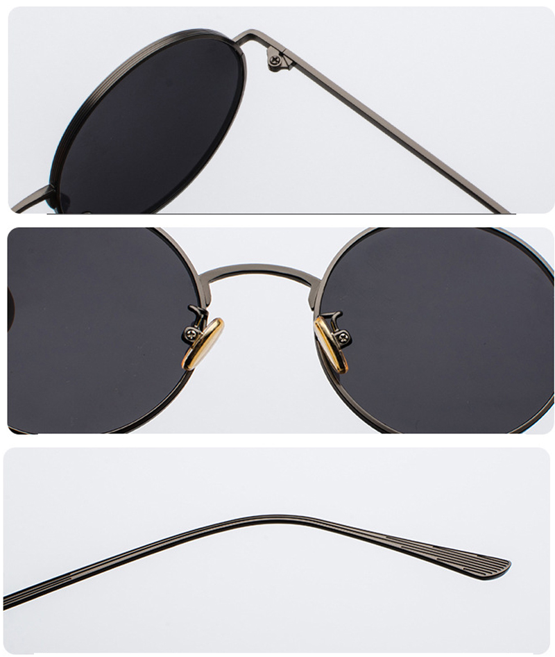 women sunglasses with red lenses detail (12)