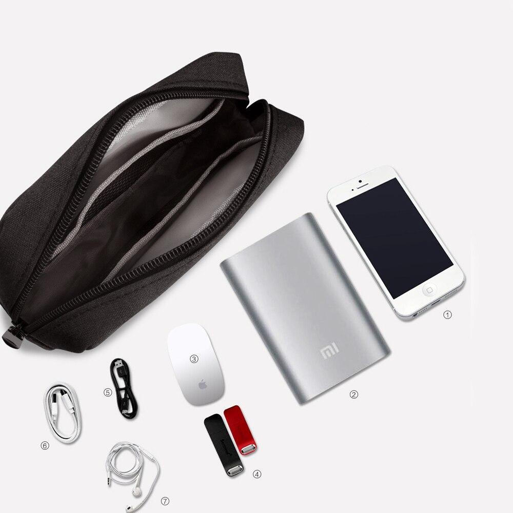 Bolsa de almacenamiento digital Bolsa de accesorios electrónicos - Organización y almacenamiento en la casa