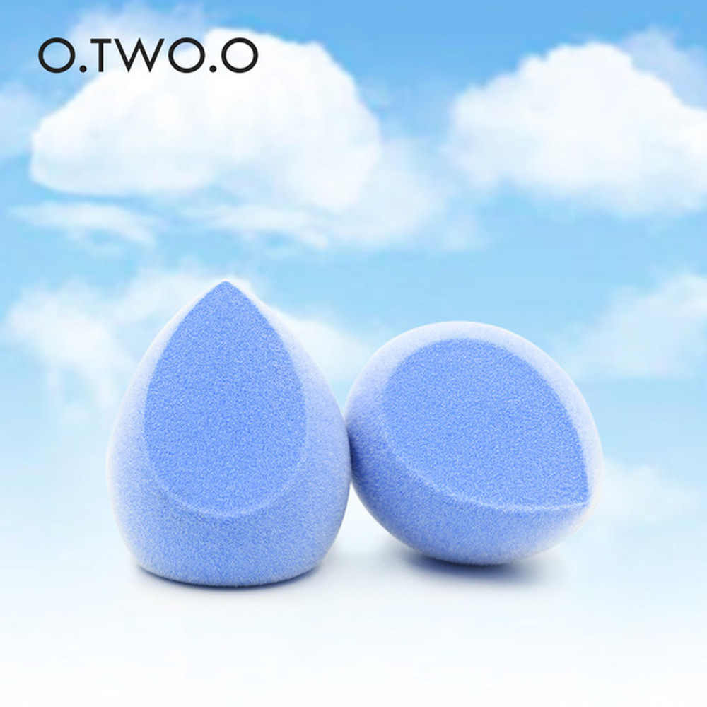 O.TWO.O 2018 New Makeup Sponge Cosmetic Puff Professional Beauty Make Up Tools Foundation Powder Concealer Cream Blending Puff