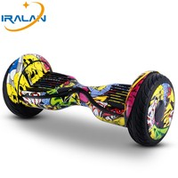 Hoverboard 10インチbluetoothスピーカー電気giroskuter gyroscooter overboardジャイロスクーターホバーボード2輪oxboard