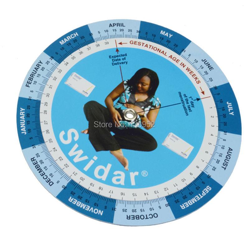 Online date wheel