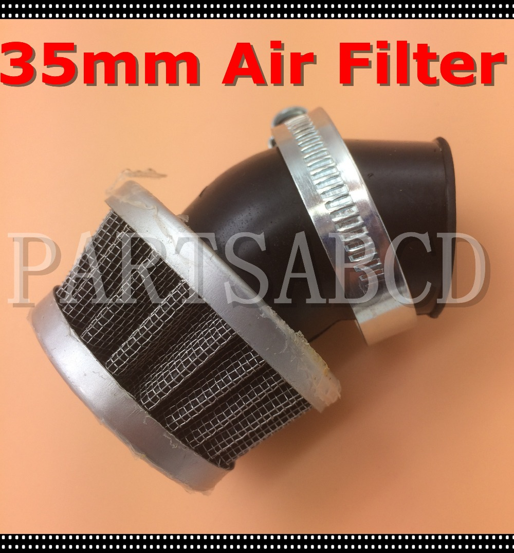Back To Search Resultsautomobiles & Motorcycles New Air Filter Air Box For 50cc 110cc Atv Quad Dirt Bike Parts 35mm