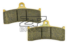 Discount! Motorcycle Organic Brake Pads For THUNDERHEART CALIPER 6 Piston Caliper Front OEM New High Quality Free shipping