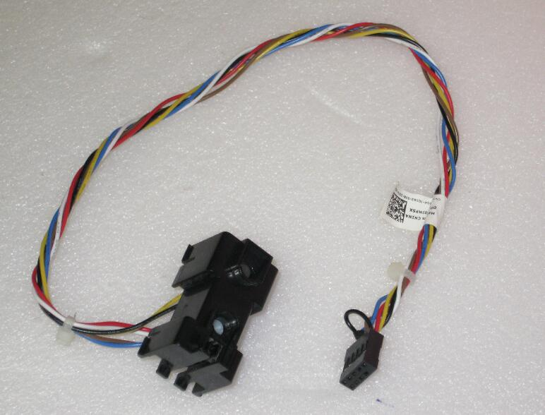 CN-0JHP5X JHP5X  LED POWER BUTTON LIGHT CABLES 9PIN  For   560 570 MT Pulled From Working Machine