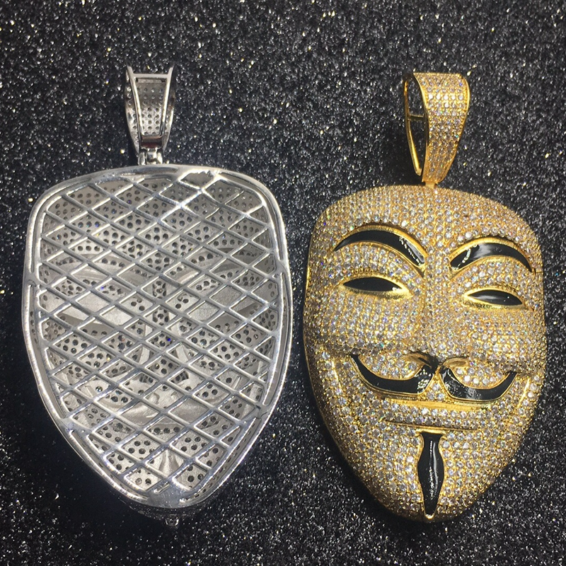 iced out vendetta mask pendants (3)