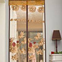 1PC High Quality Mosquito Screen Magnet Fly Curtain Kitchen For Door Screen Automatic Window Mesh Net