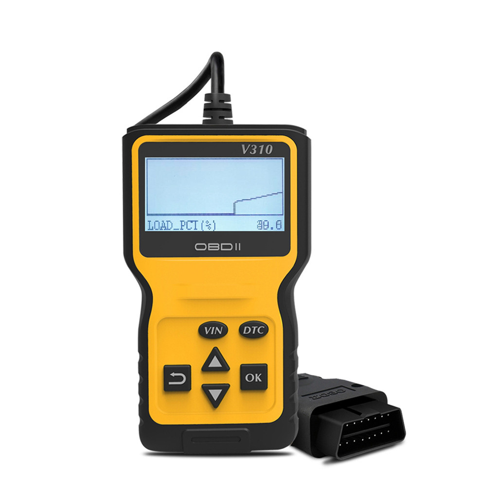 Code Readers & Scan Tools Car Code Reader Launch Diagnostics Auto Scanner Obd2 Tool Check Engine Light Trouble Codes May21