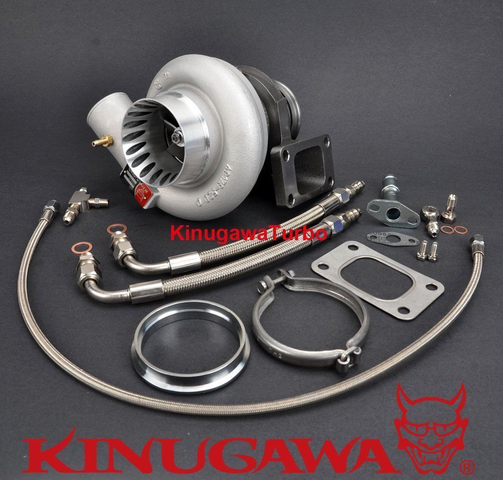 Kinugawa GTX STS Turbocharger 3 quot Anti Surge TD06SL2 20G 8cm T3 V Band External Gated in Turbo Chargers amp Parts from Automobiles amp Motorcycles