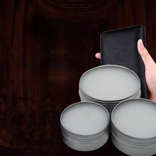 80ML \ 100ML Oyster Amarillo Crema Wolf productos de cuero crema zapatos de cuero cuidado crema zapato polaco leder schoonmaken