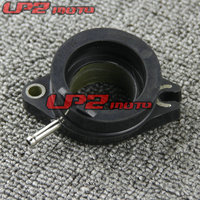 For YAMAHA XT225 Serow 225 interface carburetor glue INTAKE PIPE adapter MANIFOLD carburetor Interface rubber gum