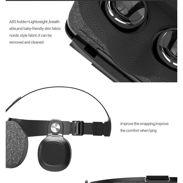 Bobovr Z5 Bobo VR Virtual Reality Glasses 3D Headset Helmet Goggles Casque 3 D For iPhone Android Smart Phone Smartphone Lunette 1