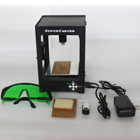 MINI Cnc Engraving Machine 1000mW Automatic DIY Print Laser Engraver Mini USB Engraving Machine Off Line