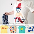 2016 New Bobo Choses Kids T-shirt For Boys Girls Tops Tee Baby t shirt Children Clothing Toddlers Spring Summer