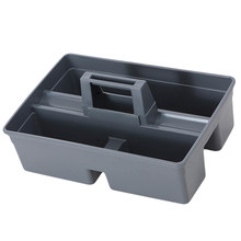 1 Pc 3 Verdelers Tool Caddy Executive Serie Plastic Algemene Purpose Carry Caddy Schoonmaken Caddy Handige Caddy met Handvat(China)