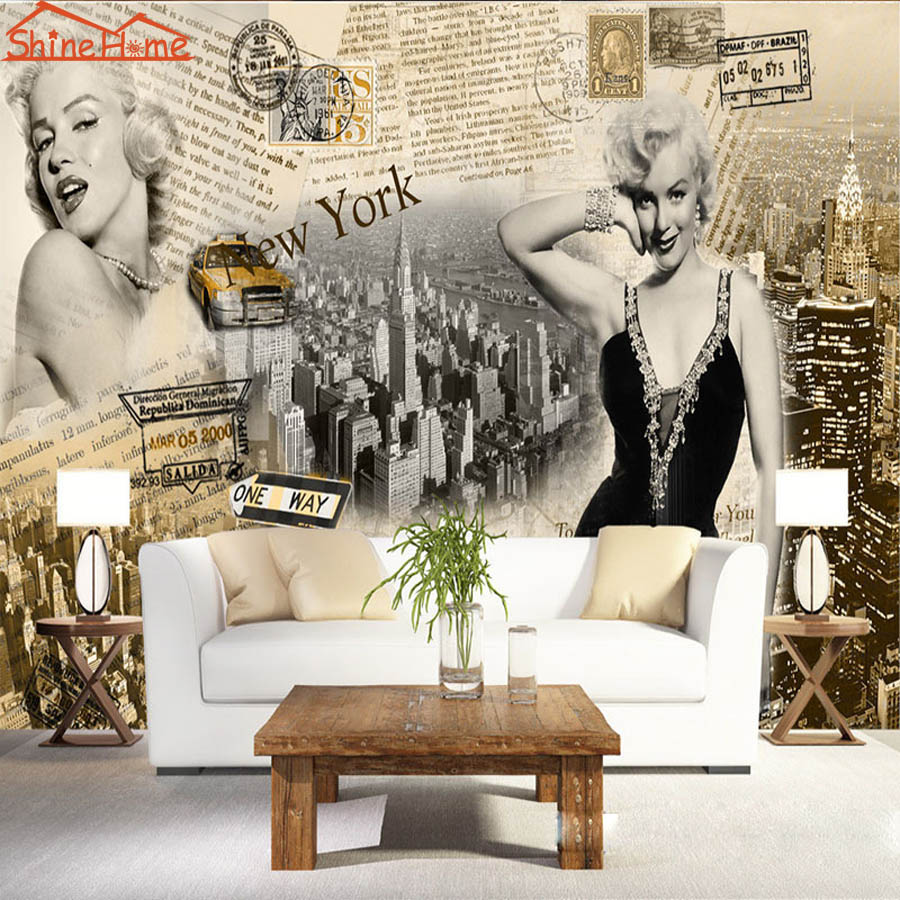 Photo Wallpaper For Walls 3d Wall Paper Home Decor Mural Rolls