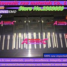 Aoweziic импортный FGH40N60SMD FGH40N60 TO-247 Электрический сварочный аппарат Триод IGBT транзистор питания 40A 600 в