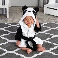 4-5Years için Yumuşak Bebek Havlusu Hayvan Şekli Kapüşonlu Havlu Güzel Bebek Banyo Havlusu Yenidoğan Bebeklerde Bebek Kapüşonlu Bornoz Battaniye