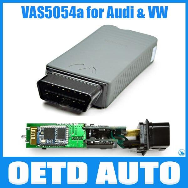 ФОТО 2017 Top-Rated Diagnostic tool VAS 5054a / VAS5054 diagnose interface  vas 5054 Bluetooth auto diagnose scanner & ODIS V2.2.4