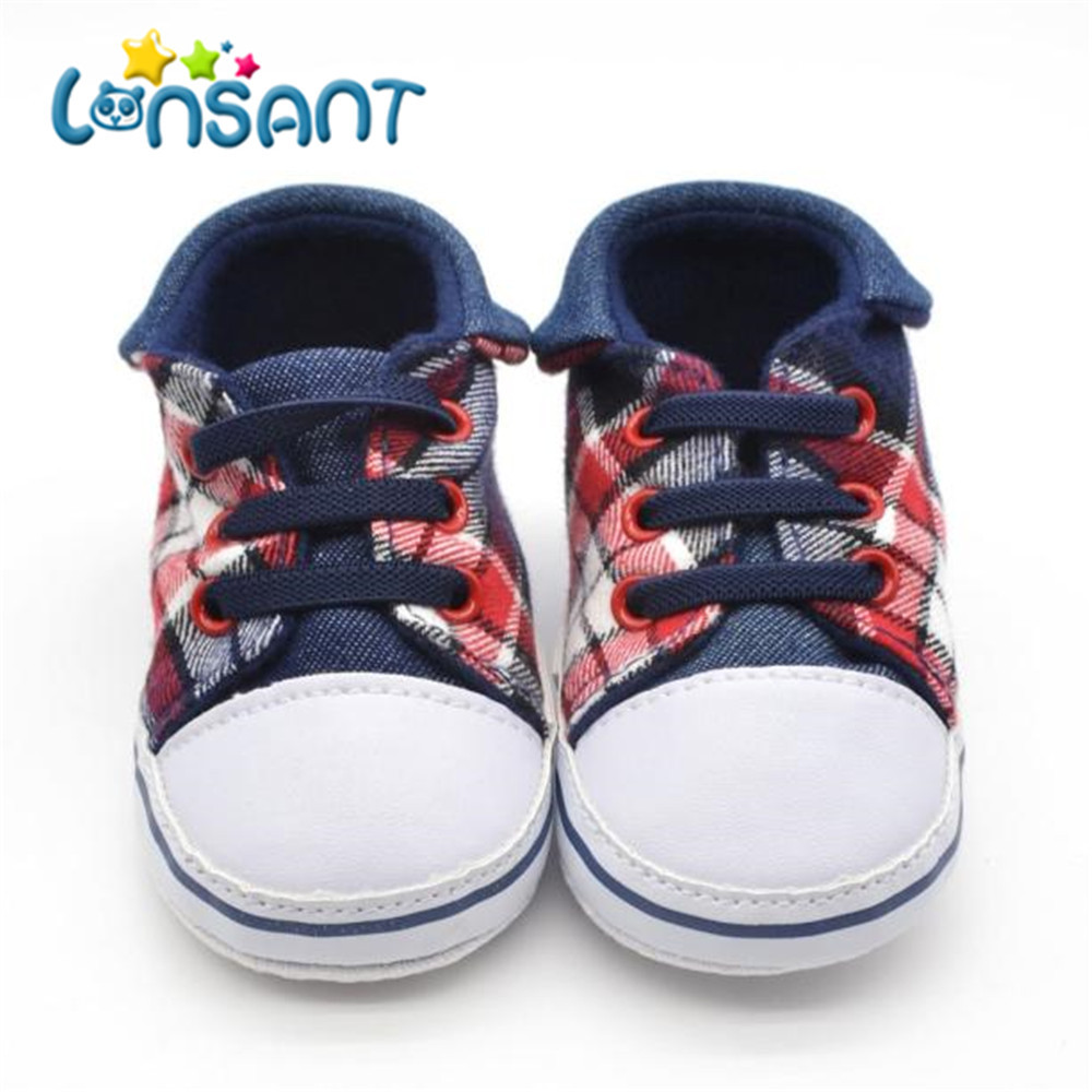 LONSANT 2018 Baby Baby Shoes Newborn Toddler Shoes Infant ...
