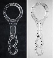 HOT SALE bdsm bondage collar sex slave collar handcuffs for sex wrist bondage restraints neck collar adult sex toys for couple