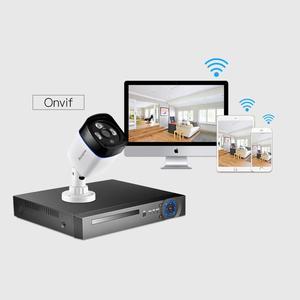 Image 5 - AZISHN IP Camera POE 3MP H.265AI CCTV Cameras Outfoor Waterproof Home Security IR Night Vision Surveilance Cam ONVIF