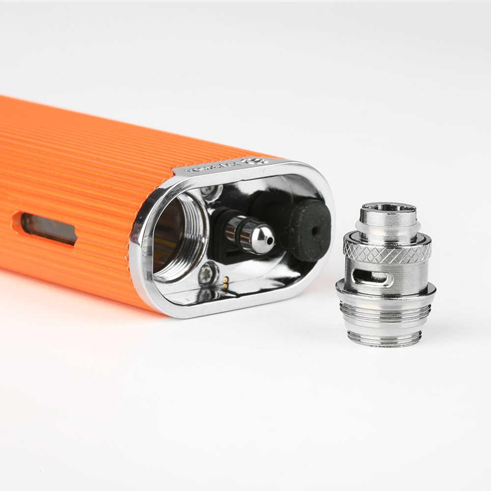 Оригинальный эго AIO особняк Starter Kit 1300 мАч встроенный Батарея & BF SS316 0.6ohm катушки, в наличии 7 цветов, индикатор светильник Vs эго Aio