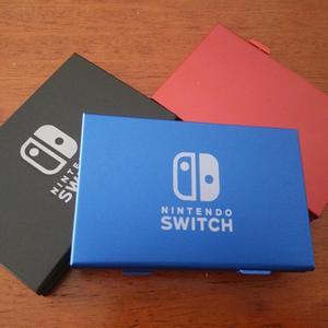 Image 5 - Alüminyum Oyun Kartı saklama kutusu Nintendo Anahtarı Oyun Kartları Tutucu Çanta Sert Kabuk Kapak Kılıf 6 in 1