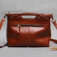 Newest Messenger Women Bags 2016 Tide Retro Casual Shoulder Diagonal Bag Women Leather Handbags Designer Handbags