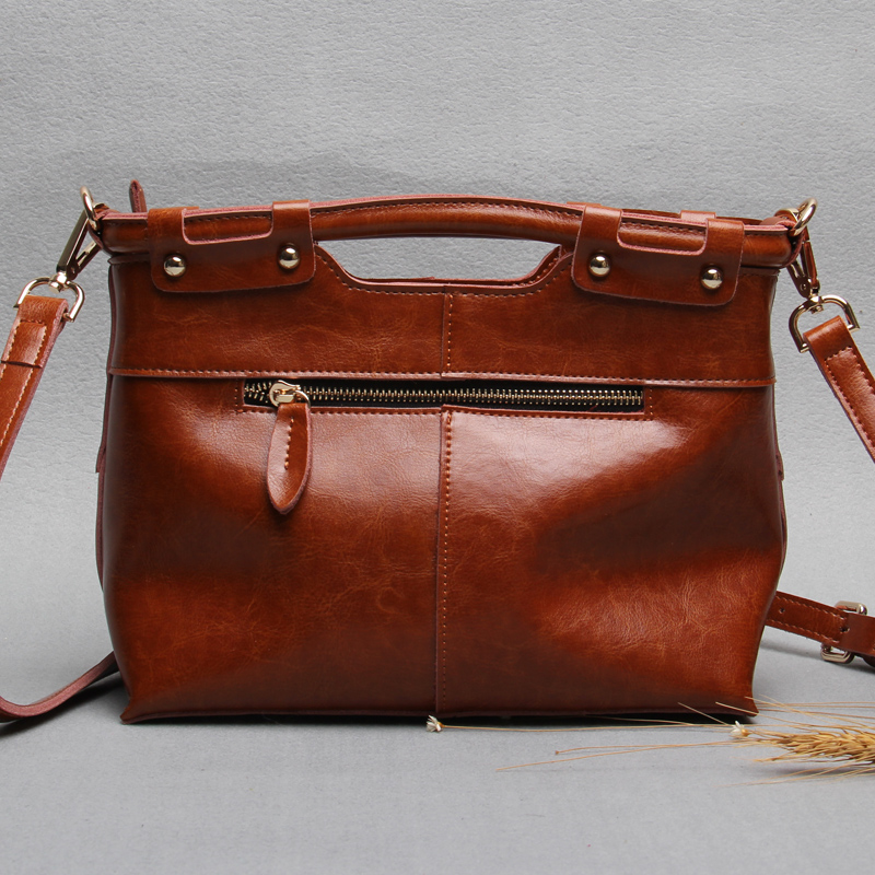 Newest Handbags Women Bags 2016 Designer Fashion Shoulder Messenger Bag Women Genuine Leather Handbags High Quality Tote Bag fashion women bags 100% first layer of cowhide genuine leather women bag messenger crossbody shoulder handbags tote high quality