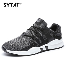 Sneakers Men 2019 New Fashion Summer Air Mesh Breathable Light Weight Sports Shoes Comfortable Outdoor Running Shoes For Men li ning 2018 men color zone cushion running shoes breathable mono yarn li ning light weight sports shoes sneakers arhn101