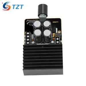 Image 4 - Placa amplificadora TZT TDA7377 DC12V, Clase AB, tarjeta amplificadora de coche, 35W + 35W, doble canal, bricolaje, Kit de amplificador de Audio