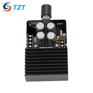 Image 4 - TZT TDA7377 DC12V Class AB Amp Boardเครื่องขยายเสียง35W + 35W Dual Channel DIY Audio Ampชุด
