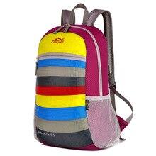 LOCAL LION Foldable Waterproof Outdoor Sport Backpack Hiking Climbing Travel Backpack Knapsack School Rucksack 073