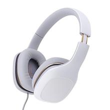 Original xiaomi mi kopfhörer komfort version globale version Einfach Edition Mit Mic Headset Stereo Musik HiFi Kopfhörer Taste