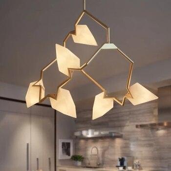 Nordic Loft Art Deco Glühwürmchen Led Kronleuchter ...
