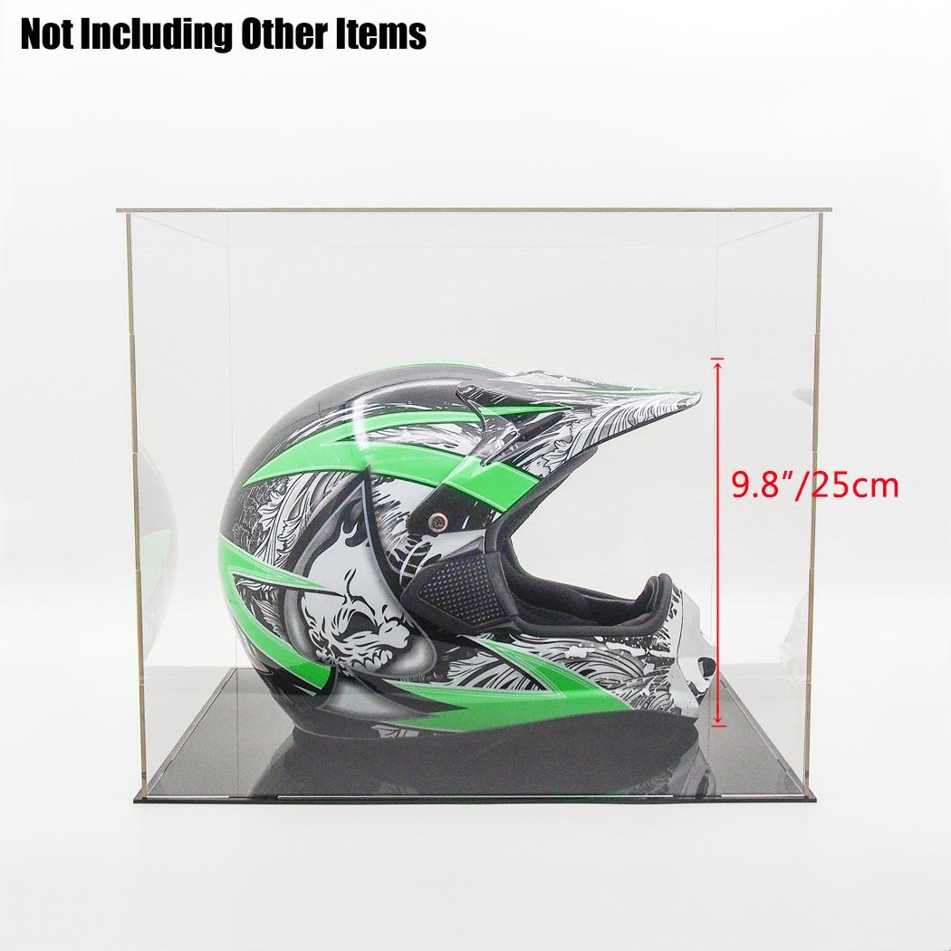 Odoria Clear Acrylic Display Box Case 15 L 40cm L Self Assembly Big Size Dustproof UV